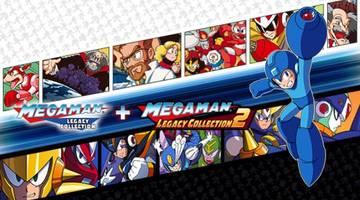«Mega Man Legacy Collection» появится в Nintendo Switch 22 мая