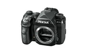 Новая камера K-1 Mark II от Pentax может снимать в ISO 819,200