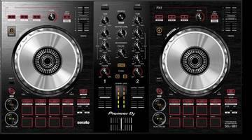 Последний DJ-контроллер Pioneer добавляет Pad Scratch