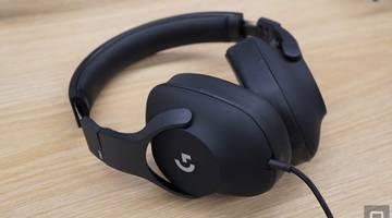 Logitech представила новую гарнитуру G Pro