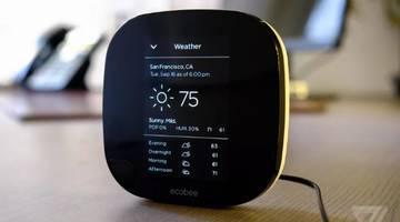 Ecobee добавляет поддержку Google Assistant своим интеллектуальным термостатам