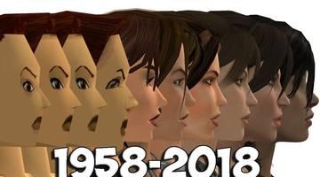 #видео дня | Эволюция графики в видеоиграх с 1958 года по наши дни