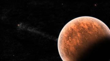 Концепт орбитального марсианского лагеря от Lockheed Martin