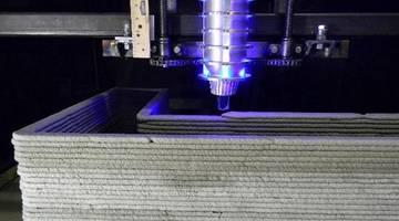 #видео   Архитектор создал свой собственный 3D-принтер для печати домов