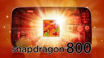 Snapdragon 800: сравнительные тесты новой платформы Qualcomm