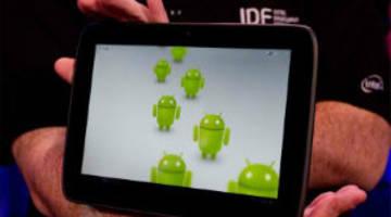 Доля ОС Android в сегменте планшетов приблизилась к 70%