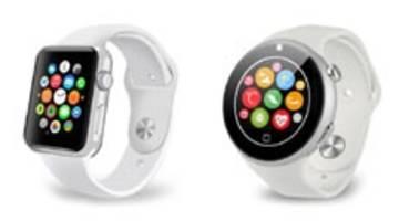 Китайцы представили клон Apple Watch 2