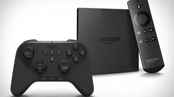 Компания Amazon представила телевизионную приставку Fire TV