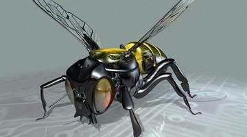 Walmart будет создавать роботизированных пчел