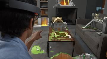 Microsoft открывает студию для работы над смешанной реальностью