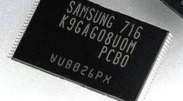 Samsung подтвердила звание лидера рынка NAND flash