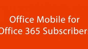 Microsoft выпустила Office для Android-смартфонов