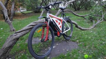 Eczo.Bike: умный экзоскелет для верного «коня»