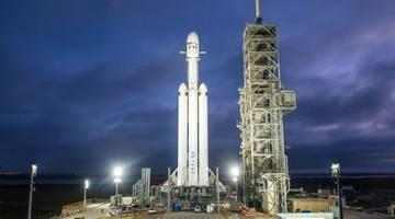 Кризис в правительстве США: запуск ракеты SpaceX Falcon Heavy откладывается