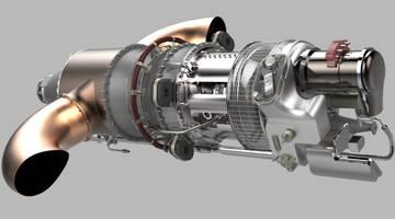 General Electric напечатала и испытала турбовинтовой двигатель