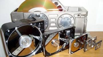 Как увеличить объем жесткого диска до 40 ТБ? При помощи микроволн!