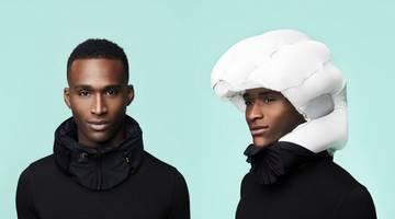 Велосипедисты охотно меняют шлем на современную подушку безопасности для головы
