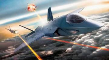 Истребители с боевыми лазерами поступят на вооружение уже в 2021 году