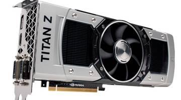 Nvidia представила безумно мощную видеокарту Nvidia Titan Z за 3 тысячи долларов