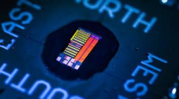 Учёные создали действующий фотонный процессор