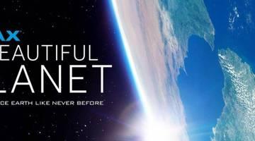 IMAX покажет фильм, снятый в космосе