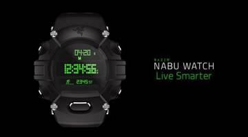 Обзор часов Razer Nabu Watch +розыгрыш