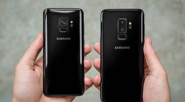 Стали известны цены на Samsung Galaxy S9 / S9 + в евро
