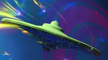 Министерство обороны США вело исследования технологий варп-двигателей и темной энергии