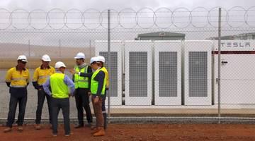 Tesla планирует построить энергетическое хранилище в Нью-Йорке