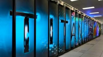 Производительность нового суперкомпьютера Cray Titan свыше 20 петафлопс