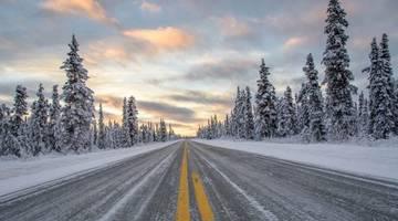 Ученые из Тюмени представили материал для строительства дорог в Арктике