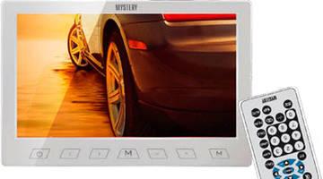 На что смотреть при выборе телевизора в автомобиль?