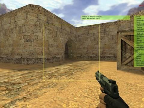 Читы в Counter-Strike 1.6 и последствия их установки