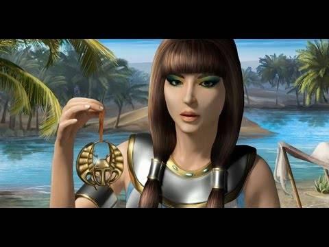 Загадки Египта.  Игра в стиле поиск предметов