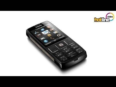 Обзор телефона Philips Xenium X5500