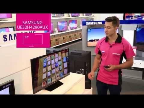 Обзор телевизора Samsung UE32H4290AUX