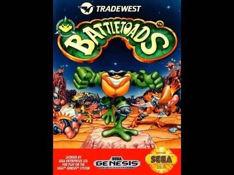 battletoads секреты (Sega Rus)