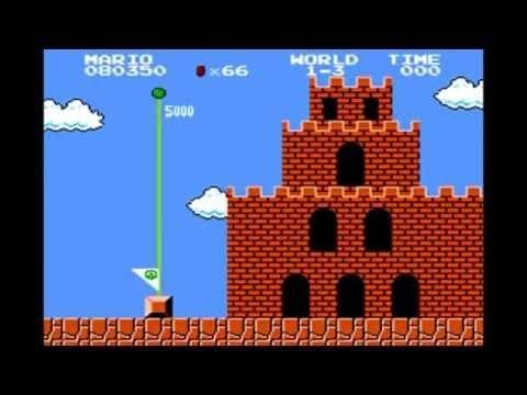 Super Mario Bros - Полное прохождение (Walkthrough)