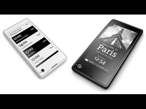Подробнее: Первый Русский Смартфон Yotaphone с Двумя Дисплеями. 2013
