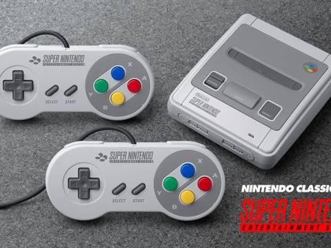 Обзор игровой консоли Nintendo Classic Mini: SNES